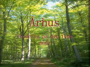 Aarhus Kommunes idékonkurrence 2004 | 3. plads